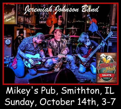 Jeremiah Johnson Band 10-14-18