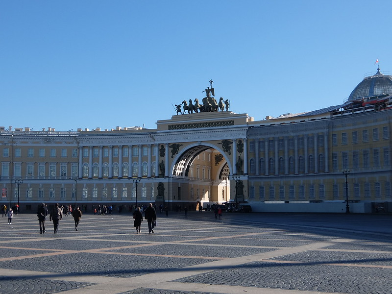 Санкт-Петербург - Главный штаб