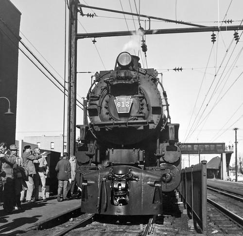 PRR, South Amboy, New Jersey, 1957
