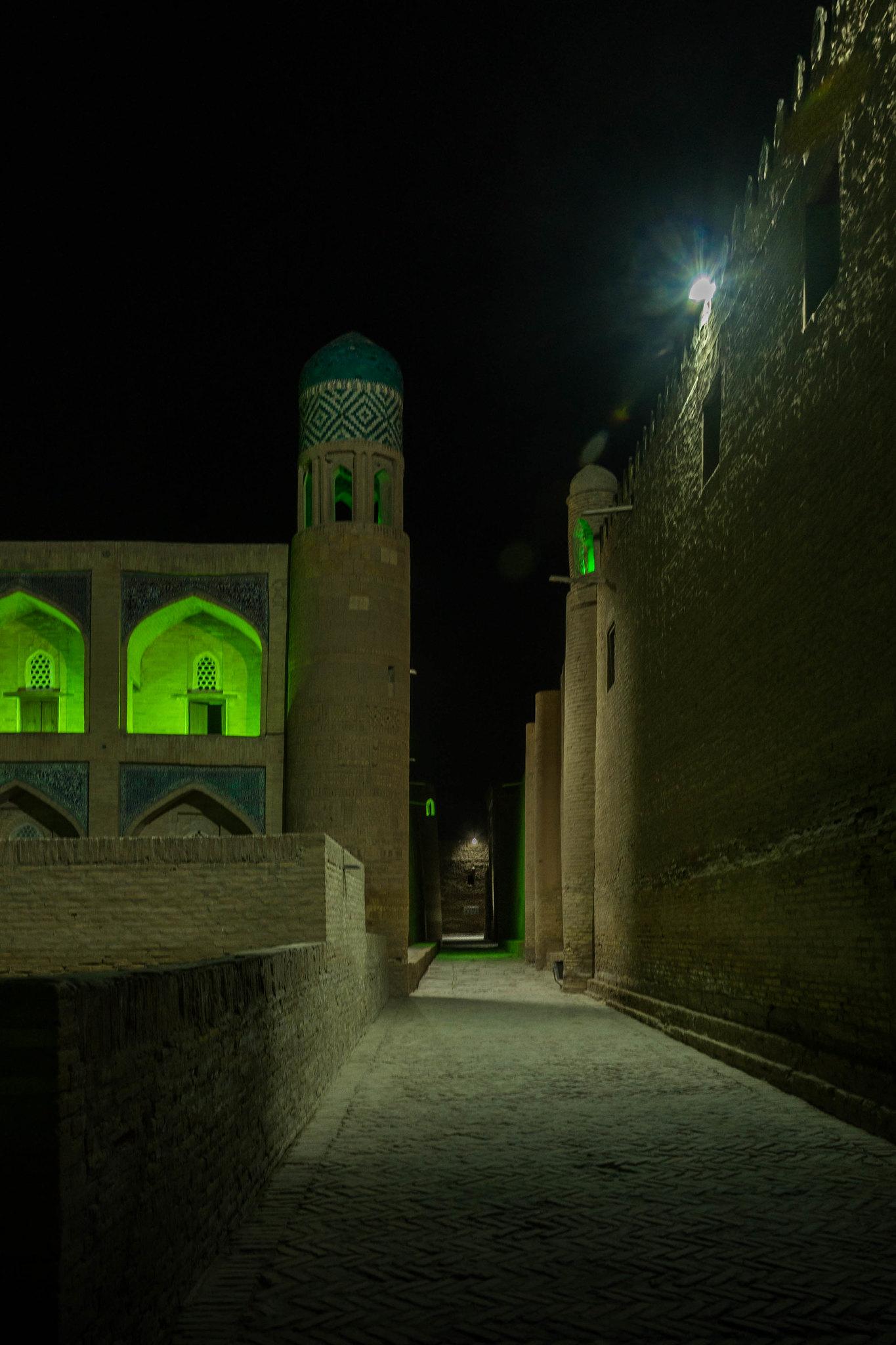 Khiva en Urbana y Arquitectura44665777715_3e98a48d92_k