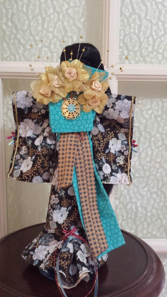 162adff62192be ... Tokyo girl My latest custom for my Mum