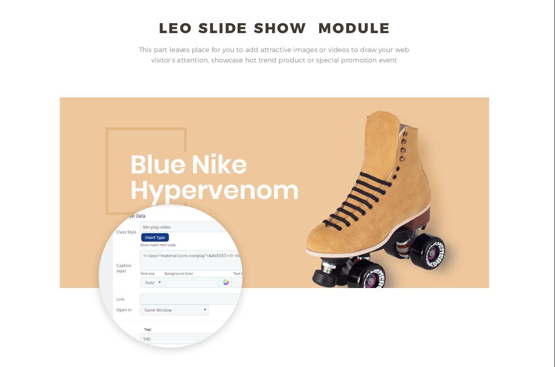 slide show module