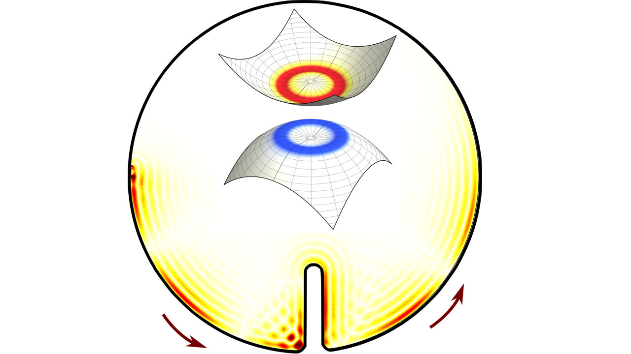 A mathematical topology image