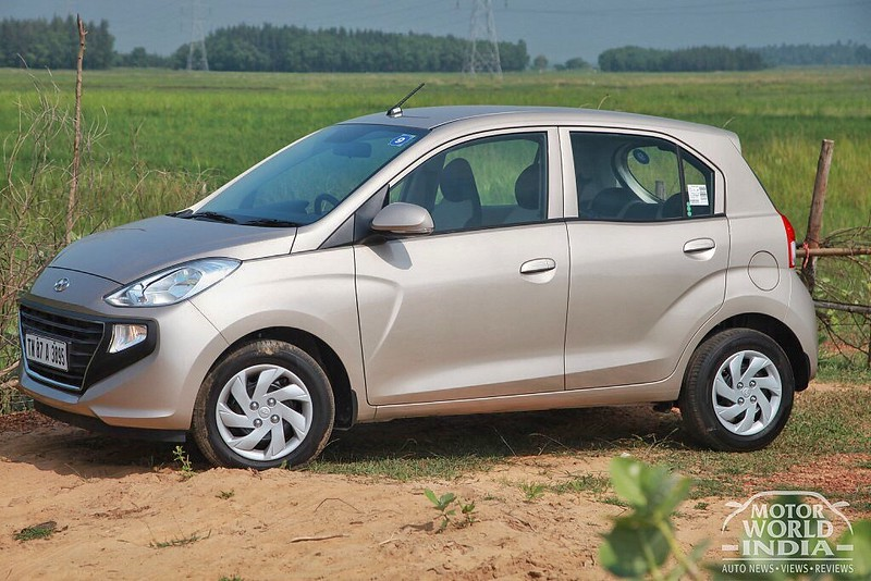 All New Hyundai Santro