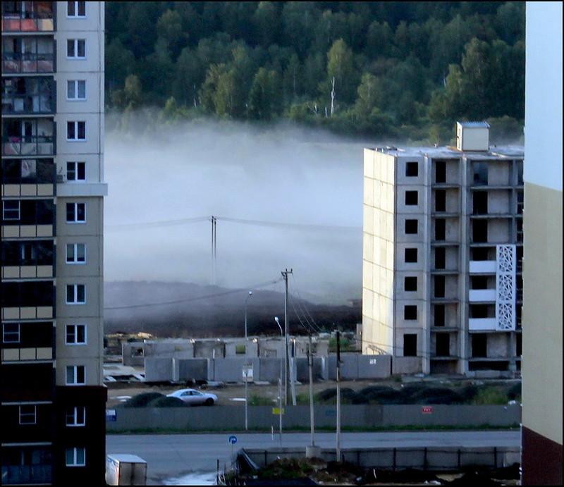 Челябинск 3834 Туман