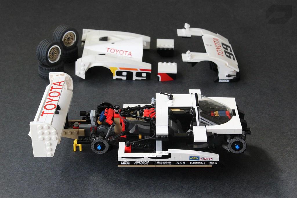 Toyota Eagle MkIII IMSA GTP '93