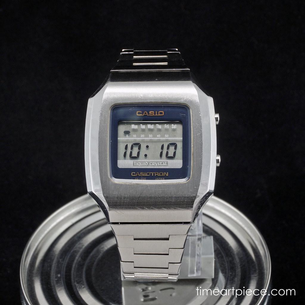 Casio Casiotron 03-502