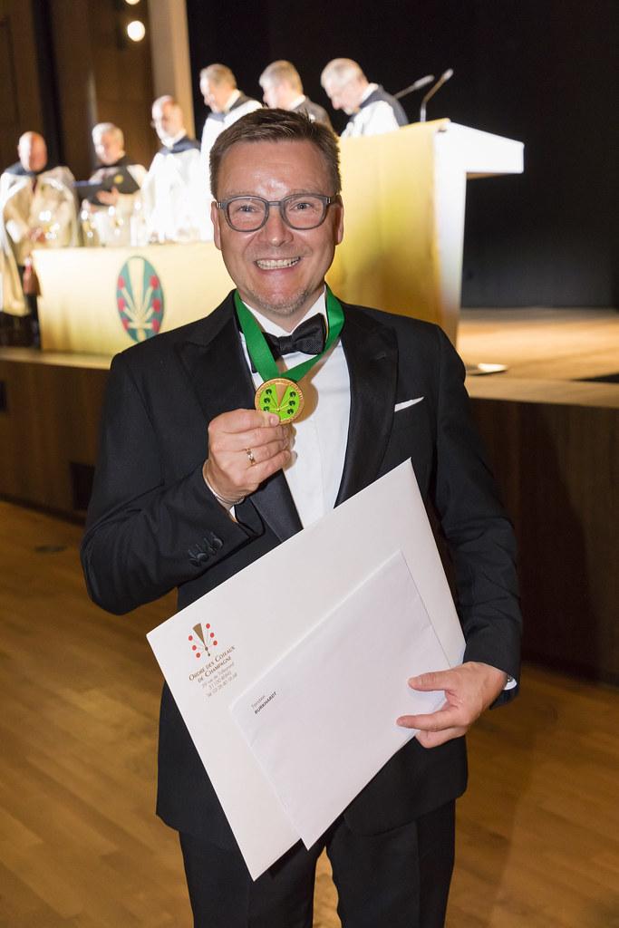 Grand Chapitre d'Allemagne 2018 | Hamburg - Inthronisierung