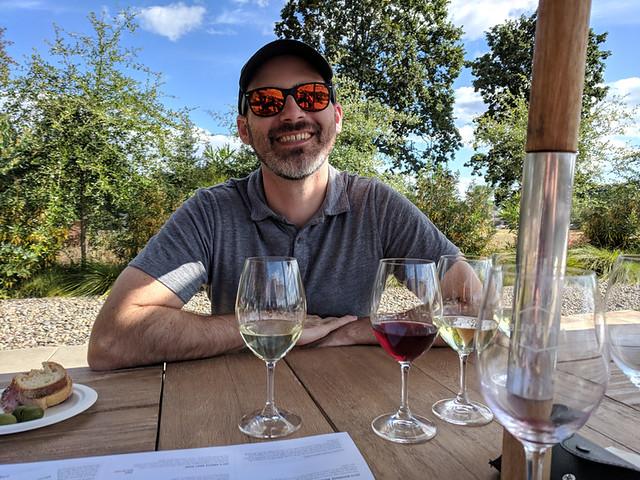 Eric @ Argyle Winery