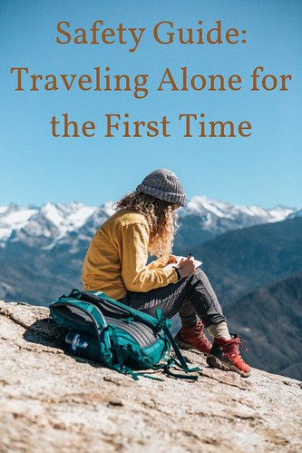 Safety Guide: Traveling Alone for the First Time