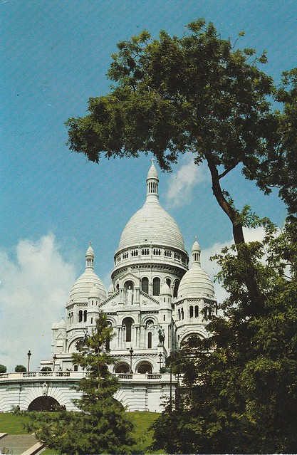 Sacré-Coeur de Montmartre, Paris