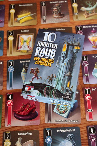 10 Minute Heist: The Wizard's Tower | by MeoplesMagazine