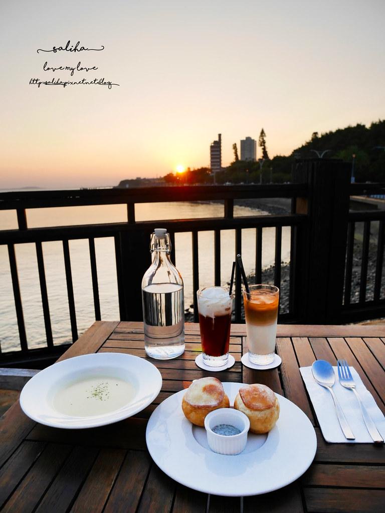 新北淡水老街浪漫氣氛好景觀餐廳推薦la villa danshui情人節 (2)