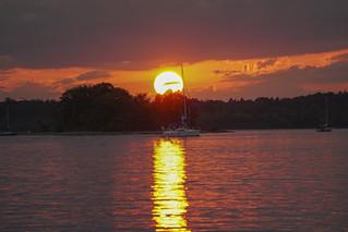 Dernière sortie de la saison / Last sail of the season. (2)