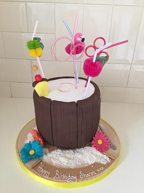Cake from Elegant Cakes by Rachel
