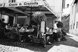 Via della Paglia, Rione XIII, Trastevere, Rome