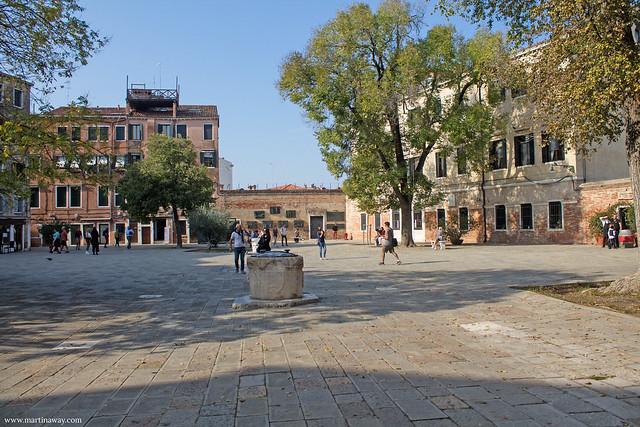Campo di Ghetto Nuovo
