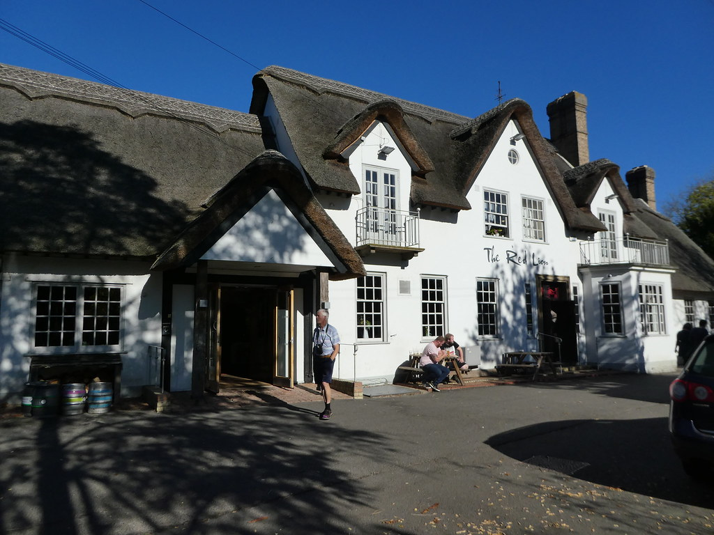 The Red Lion, Grantchester