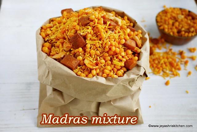 Krishna sweets style mixture