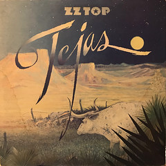 ZZ TOP:TEJAS(JACKET A)