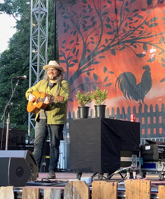 Jeff Tweedy, Hardly Strictly Bluegrass Festival, Oct. 6, 2018
