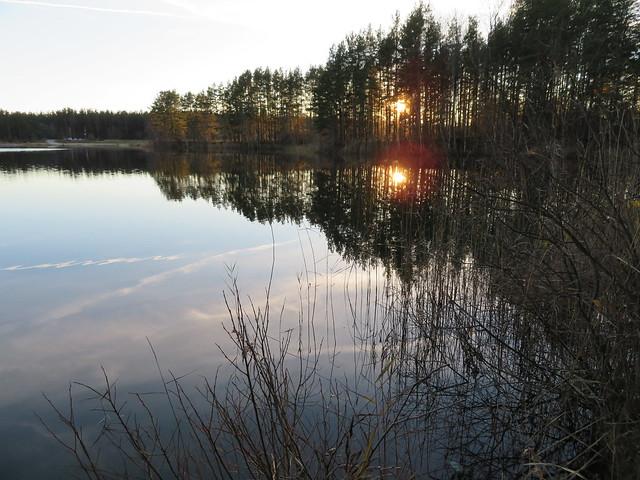 Valgevälja liivakarjäär / Valgevälja sand pit, Estonia