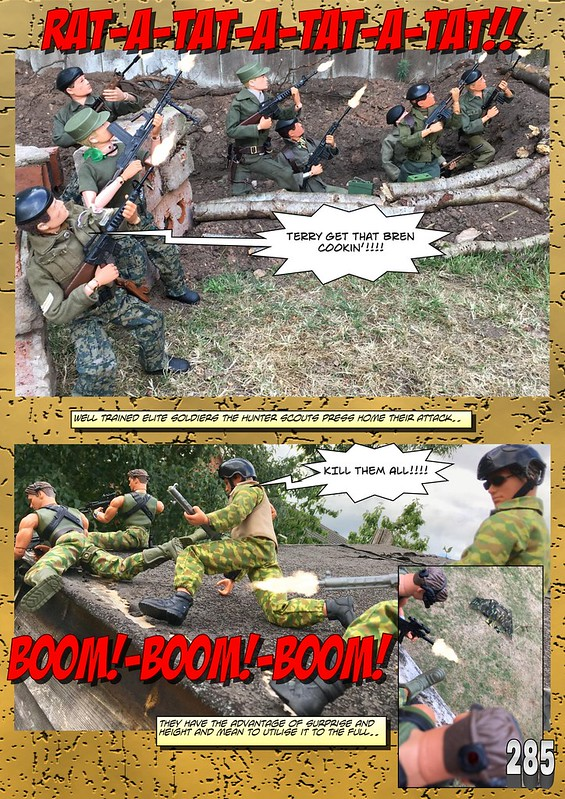 BAM2272 Presents - An Old Face Returns! Chapter Eighteen - The Munrovians Prepare their defences - Part Two 45730918842_6ba5cdce44_c
