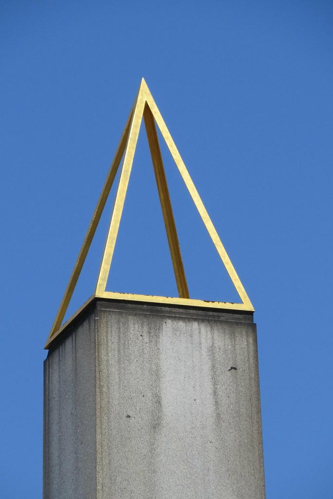 Массонская колонна.
