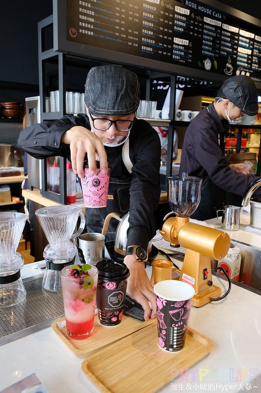 三井outlet-Rose house cafe (12)