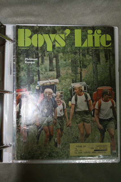Boys Life February 1975, Canon EOS DIGITAL REBEL XSI, Canon EF-S 18-55mm f/3.5-5.6 IS