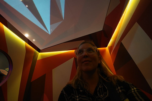 MeowWolf to Friday nights at the Denver Art Museum with some art kids and visiting artist Aram Bartholl Denver, Colorado