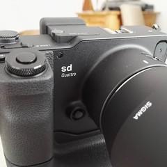 Mon Sigma SD Quattro :P