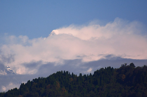 mtkanchenjunga kangchenjunga kanchenjunga tip southsummit landscape wind cloud cloudstream kangchendzonga
