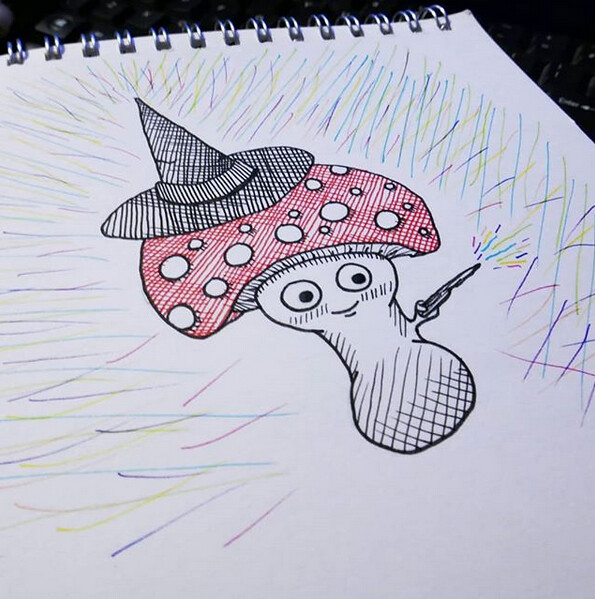 Spell & Mushroom