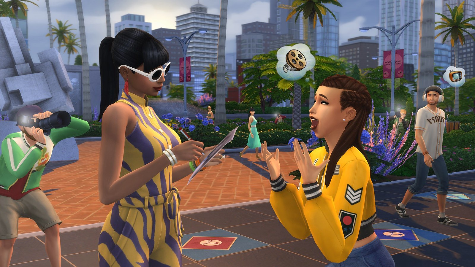 Photo of Blog: Apresentando o The Sims 4 Rumo à Fama
