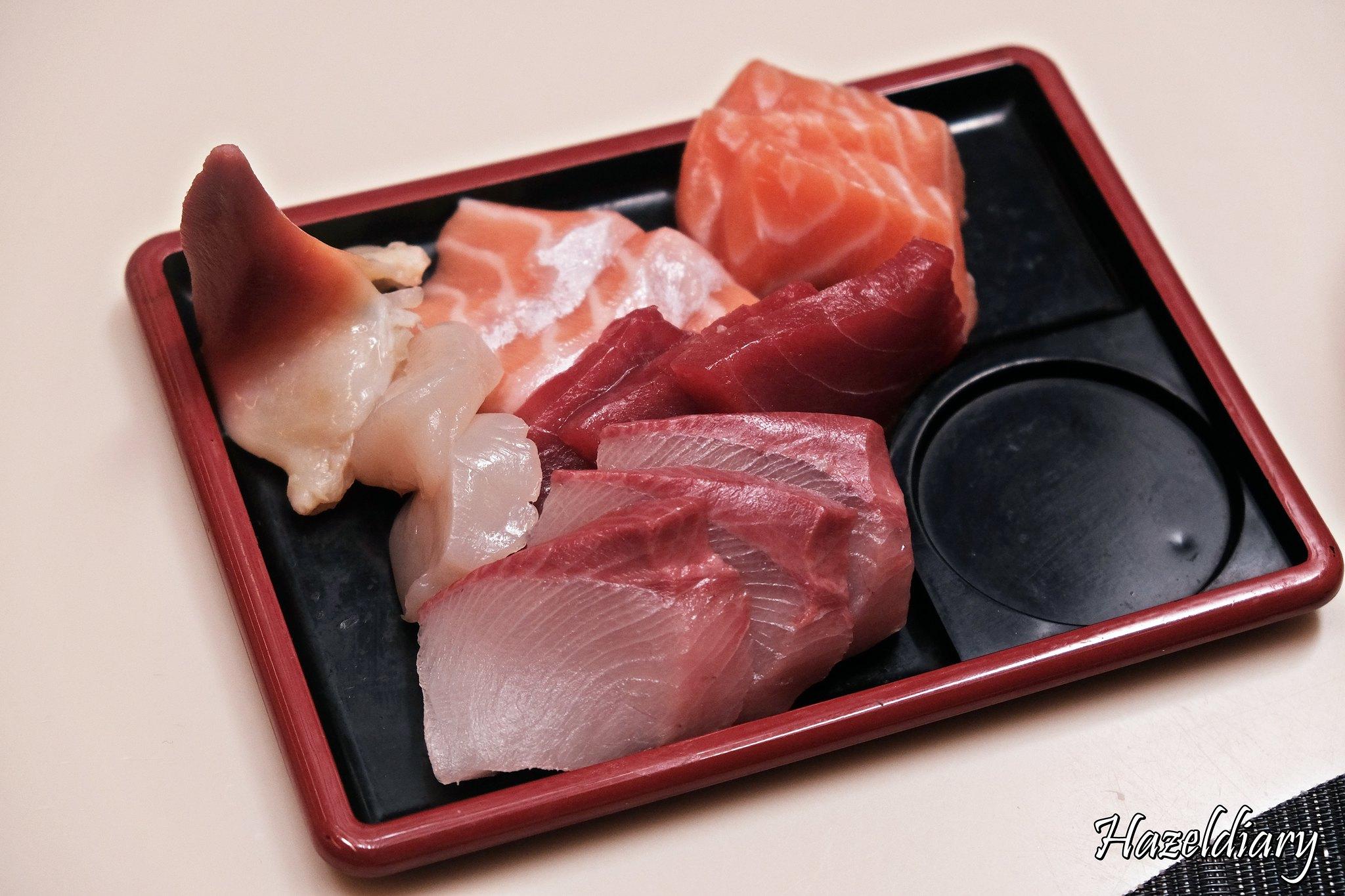 Hokkaido Harvests-Sashimi