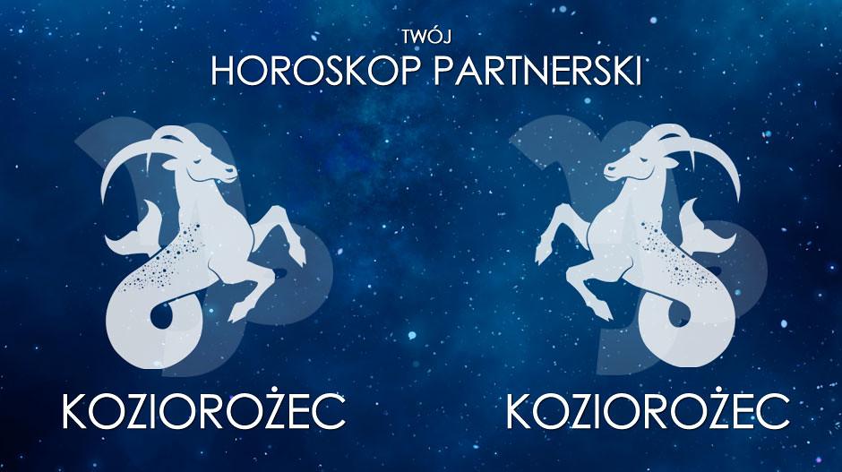 Horoskop partnerski Koziorożec Koziorożec