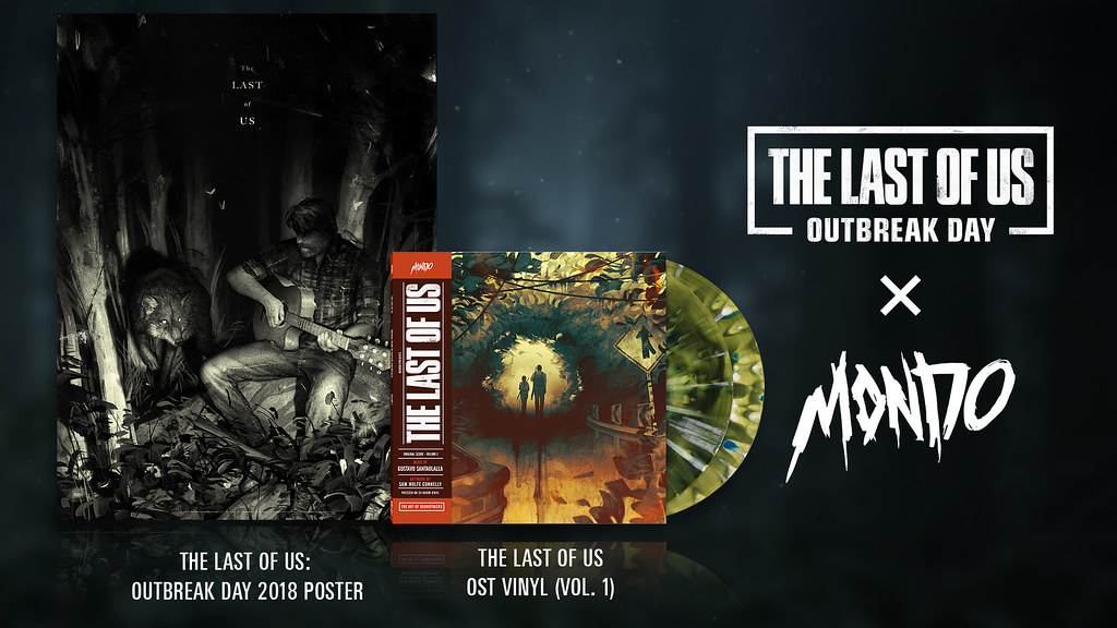 The Last of Us: Outbreak Day 2018 PlayStaton Gear