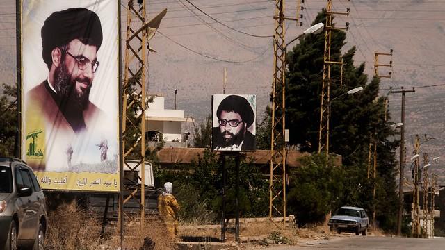 Lebanon Street Scene