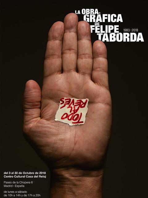 All Backwards, Felipe Taborda 1983–2018