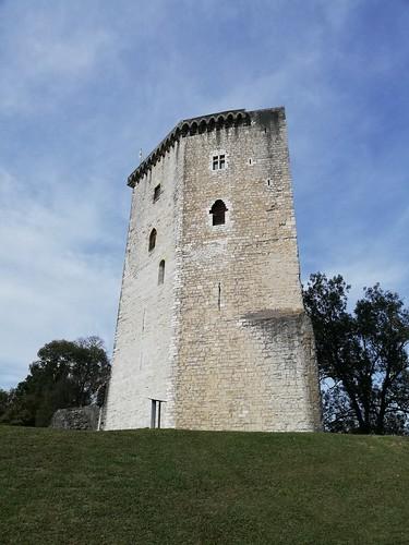 Château Moncade. Orrhez