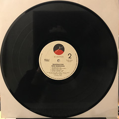 IMAGINATION:NEW DIMENTION(RECORD SIDE-B)
