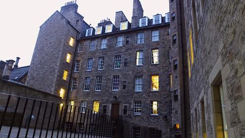 Milne's Court, dusk 01