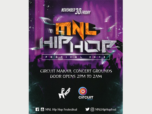 Hi MNL MNL Hip Hop Festival 2