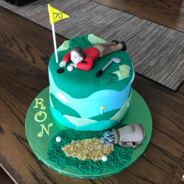 Cake by Donna's Cakes