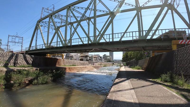 sumiyoshigawa-walk