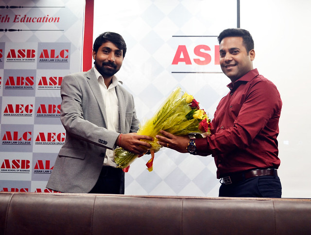 ABS Distinguished Lecture Series – An Expert Talk by Mr. Vikas Sachdeva