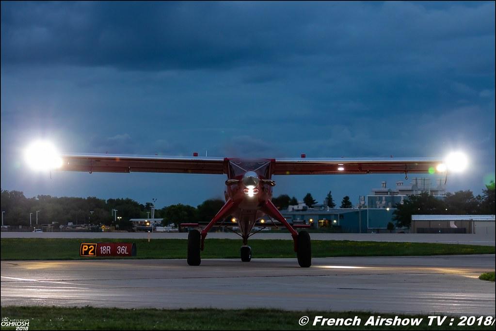 Draco Super STOL Turboprop Review eaa oshkosh airventure airshow meeting aerien