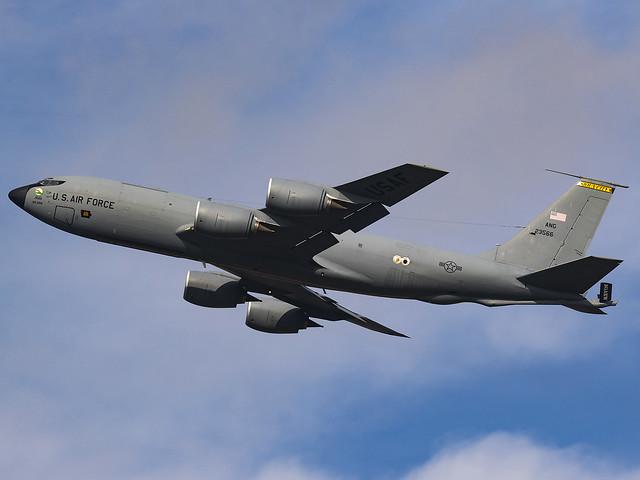 United States Air Force   Boeing KC-135R Stratotanker   62-3566