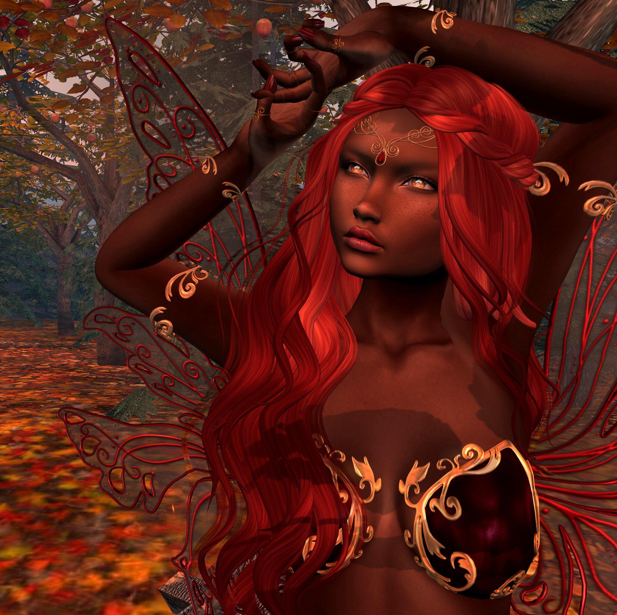 Autumnal Fae
